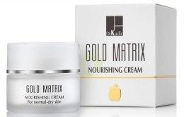 Kup Odżywczy krem kojący podrażnienia - Dr. Kadir Gold Matrix Nourishing Cream