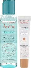 Zestaw - Avène Cleanance Expert (emul 40 ml + mic/water 100 ml) — фото N2