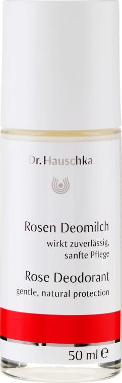 Dezodorant w kulce Róża - Dr. Hauschka Rose Deodorant — фото N1
