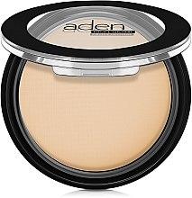 Kup Matujący puder w kompakcie - Aden Cosmetics Silky Matt Compact Powder