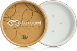 Kup Transparentny puder jedwabny do twarzy - Couleur Caramel Mineral Powder de Soie