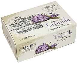 Kup Mydło w kostce Lawenda - Gori 1919 Lavender Soap