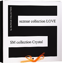 Kup PRZECENA! Zestaw - Sezmar Collection Love Crystal (b/lot/200ml + massage/oil/100ml + sh/gel/250ml)*