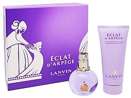 Lanvin Eclat D`Arpege - Zestaw (edp/50ml + b/l/100ml) — фото N1