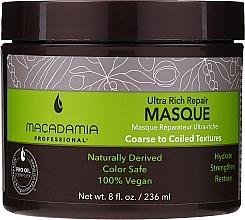 Kup Regenerująca maska do włosów - Macadamia Professional Ultra Rich Repair Mask