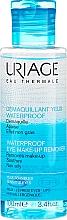 Kup Płyn do zmywania wodoodpornego makijażu - Uriage Waterproof Eye Make-Up Remover