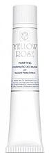 Kup Oczyszczająca maseczka do twarzy - Yellow Rose Purifying Enzymatic Face Mask