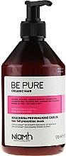 Kup Maska przeciw wypadaniu włosów - Niamh Hairconcept Be Pure Hair Fall Prevention Mask