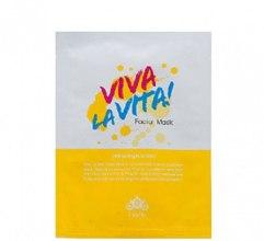 Kup Witaminowa maseczka energizująca na tkaninie - Lioele Viva La Vita Facial Mask