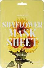 Kup Maska na tkaninie do twarzy Słonecznik - Kocostar Slice Mask Sheet Sunflower