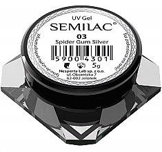 Kup Żel do stylizacji paznokci Pajęczyna - Semilac Spider Gum UV Gel