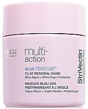 Kup Odnawiająca glinkowa maska do twarzy - StriVectin Multi-Action Blue Rescue Clay Renewal Mask