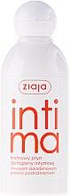 Kup Kremowy płyn do higieny intymnej z kwasem askorbinowym - Ziaja Intima