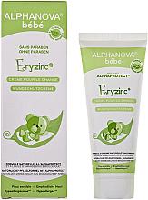 Kup Krem pod pieluszkę chroniący przed podrażnieniami i odparzeniami - Alphanova Baby Natural Eryzinc Nappy Rash Cream