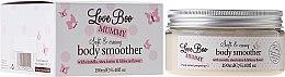 Kup Delikatne kremowe masło wygładzające z wąkrotą, masłem shea i hibiskusem - Love Boo Mummy Body Smoother