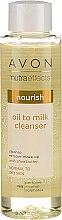 Kup Lekki olejek do oczyszczania twarzy - Avon Nutra Effects Nourish Oil To Milk