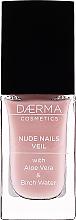 Kup Odżywka wzmacniająca paznokcie - Daerma Cosmetics Nude Nails Veil Treatment
