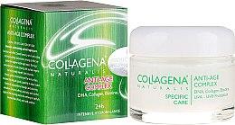 Kup Krem do pielęgnacji suchej skóry twarzy - Collagena Naturalis Anti-Age Complex Specific Care