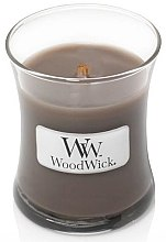 Kup Świeca zapachowa w szkle - WoodWick Hourglass Candle Sand & Driftwood