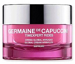 Kup Krem przeciwzmarszczkowy do cery normalnej - Germaine de Capuccini TimExpert Rides Supreme Global Cream Wrinkles