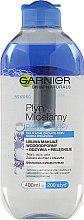 Kup Pielęgnujący płyn micelarny do demakijażu delikatnych okolic oczu i skóry wrażliwej - Garnier Skin Naturals