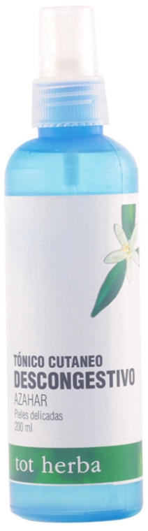 Tonik do twarzy Kwiat pomarańczy - Tot Herba Orange Flower Water Tonic