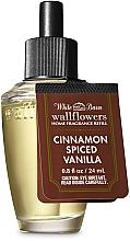 Kup Bath And Body Works Cinnamon Spiced Vanilla Wallflowers Fragrance Refill - Dyfuzor zapachowy (wymienny wkład)