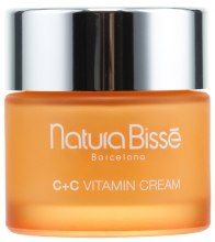 Kup Ujędrniający krem z witaminami do skóry suchej SPF 10 - Natura Bissé C+C Vitamin Cream