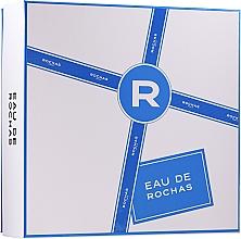 Kup Rochas Eau De Rochas - Zestaw (edt/100ml + edt/20ml + b/lot/100ml)