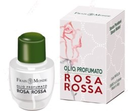 Kup Frais Monde Rosa Rossa Perfumed Oil - Olejek perfumowany Czerwona róża
