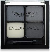 Kup Zestaw do stylizacji brwi - Pierre René Eyebrow Set