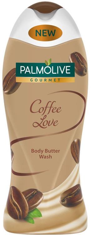 Odprężający żel do mycia ciała z ekstraktem z aloesu - Palmolive Gourmet Coffee Love Butter Body Wash — фото N1