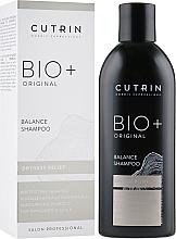 Kup Regulujący szampon nawilżający do suchej i wrażliwej skóry głowy - Cutrin Bio+ Original Balance Shampoo
