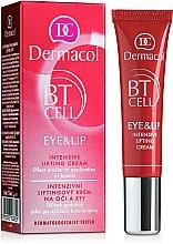 Kup Intensywny krem liftingujący pod oczy i do skóry wokół ust - Dermacol BT Cell Eye&Lip Intensive Lifting Cream