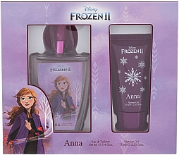 Kup Disney Frozen II Anna - Zestaw (edt/100ml + sh/gel/75ml)