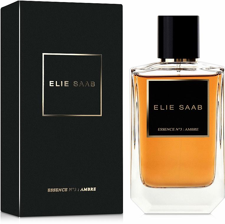 Elie Saab Essence No 3 Ambre - Woda perfumowana — фото N2