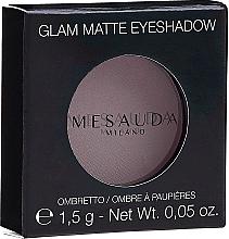 Kup Matowy cień do powiek - Mesauda Milano Glam Matte Eyeshadow