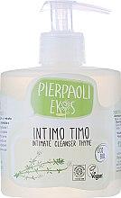 Kup Antybakteryjny płyn do higieny intymnej z ekstraktem z organicznego tymianku - Ekos Personal Care Thyme Intimate Cleanser (z dozownikiem)