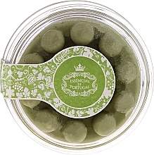 Kup Peelingujące mydło masujące do ciała z pestkami winogron Eukaliptus - Essencias de Portugal Pitonados Collection Grape Seed Body Scrub Soap Eucalyptus