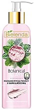 Kup Wegańska pasta do mycia twarzy z glinką różową do cery suchej i odwodnionej Oczyszczenie i regeneracja - Bielenda Botanical Clays