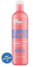Kup Szampon wygładzający - Phil Smith Be Gorgeous Super Smooth Luminous Smoothing Shampoo