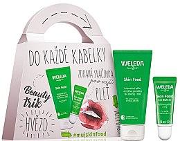Kup Zestaw do pielęgnacji - Weleda Skin Food (cr 30 ml+lip/balm 8 ml)