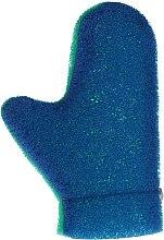 Kup Rękawiczka do masażu, 6021, niebiesko-zielona - Donegal Aqua Massage Glove