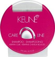 Kup Szampon keratynowy do włosów kręconych - Keune Care Line Keratin Curl Shampoo