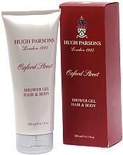 Kup Hugh Parsons Oxford Street Shower Gel Hair Body - Żel pod prysznic do włosów i ciała