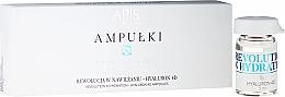 Kup Nawilżające ampułki do twarzy - APIS Professional 4D Hyaluron Concentrate Ampule