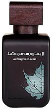 Kup Rasasi La Yuqawam Ambergris Showers - Woda perfumowana