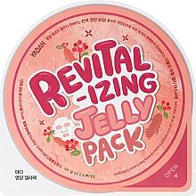 Kup Rewitalizująca maska na tkaninie do twarzy - Yadah Revitalizing Jelly Pack