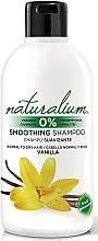 Kup Wygładzający szampon do włosów normalnych i suchych - Naturalium Vainilla Smoothing Shampoo