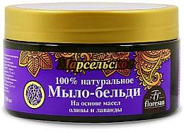 Kup Naturalne mydło marsylskie do włosów i ciała - Floresan